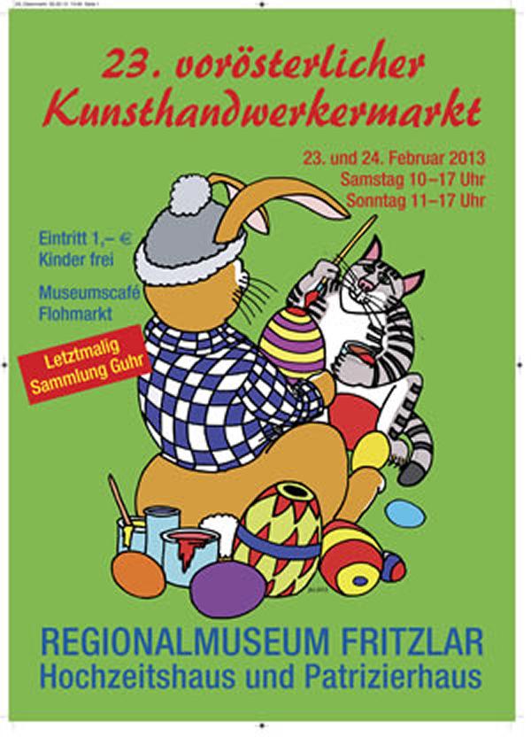 23.Kunsthandwerkermarkt Fritzlar
